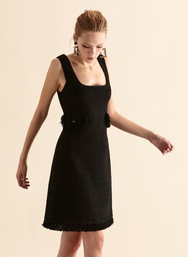 Roman Elbise Siyah